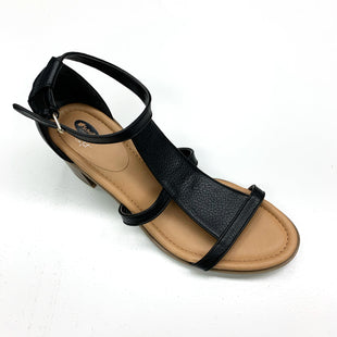 Primary Photo - BRAND: DR SCHOLLS STYLE: SANDALS LOW COLOR: BLACK SIZE: 10 SKU: 180-18038-92158