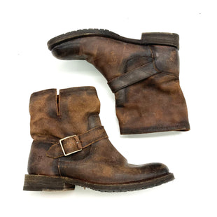 Primary Photo - BRAND: FRYE STYLE: BOOTS DESIGNER COLOR: BROWN SIZE: 9 OTHER INFO: BOOTS ANKLE SKU: 180-18083-20253