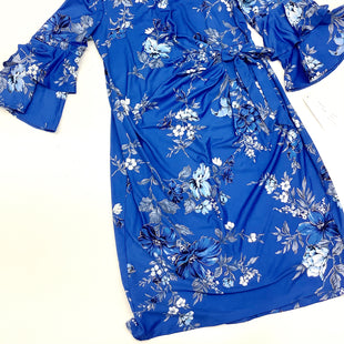 Primary Photo - BRAND: SHELBY AND PALMER STYLE: DRESS SHORT LONG SLEEVE COLOR: BLUE SIZE: 16 SKU: 180-18038-95149