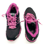 Photo #1 - BRAND: ASICS <BR>STYLE: SHOES ATHLETIC <BR>COLOR: PINKBLACK <BR>SIZE: 7 <BR>SKU: 180-18071-8660