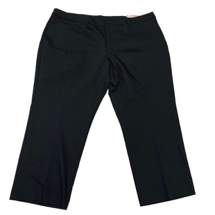 Primary Photo - BRAND: CJ BANKS STYLE: PANTS COLOR: BLACK SIZE: 24 SKU: 180-18057-13995