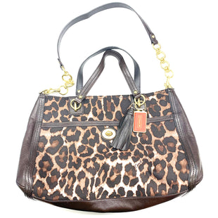 Primary Photo - BRAND: COACH STYLE: HANDBAG DESIGNER COLOR: ANIMAL PRINT SIZE: MEDIUM OTHER INFO: F24894 SKU: 180-18083-20956