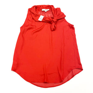 Primary Photo - BRAND: ANN TAYLOR LOFT STYLE: TOP SLEEVELESS COLOR: RED SIZE: XS SKU: 180-18071-10401