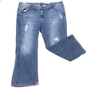 Primary Photo - BRAND: LANE BRYANT O STYLE: JEANS COLOR: DENIM SIZE: 28 OTHER INFO: PETITE SKU: 180-18071-2312