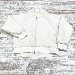 Primary Photo - BRAND: CALIA STYLE: JACKET OUTDOOR COLOR: CREAM SIZE: S SKU: 180-18071-9111