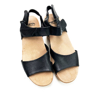 Primary Photo - BRAND: EARTH STYLE: SANDALS LOW COLOR: BLACK SIZE: 7.5 SKU: 180-18071-7623