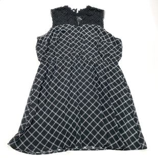 Primary Photo - BRAND: MAURICES STYLE: DRESS SHORT SLEEVELESS COLOR: BLACK WHITE SIZE: 2X SKU: 180-18038-106001