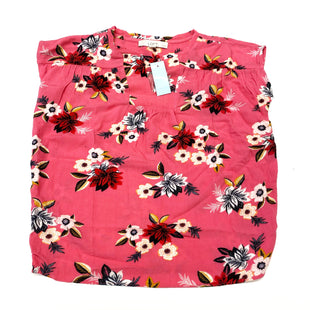 Primary Photo - BRAND: ANN TAYLOR LOFT STYLE: TOP SHORT SLEEVE COLOR: PINK SIZE: XXS OTHER INFO: PETITE SKU: 180-18038-105601
