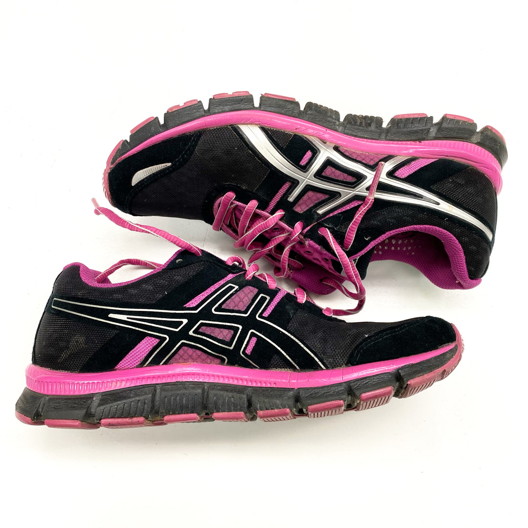 Primary Photo - BRAND: ASICS <BR>STYLE: SHOES ATHLETIC <BR>COLOR: PINKBLACK <BR>SIZE: 7 <BR>SKU: 180-18071-8660