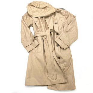 Primary Photo - BRAND: LONDON FOG STYLE: COAT LONG COLOR: TAN SIZE: 2X SKU: 180-18057-13793