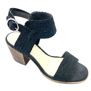 Primary Photo - BRAND: VINCE CAMUTO STYLE: SANDALS LOW COLOR: BLACK SIZE: 8.5 SKU: 180-18038-103025