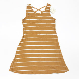 Primary Photo - BRAND:    CLOTHES MENTOR STYLE: TOP SLEEVELESS COLOR: MUSTARD SIZE: L OTHER INFO: OLIVIA RAE - SKU: 180-18071-10468