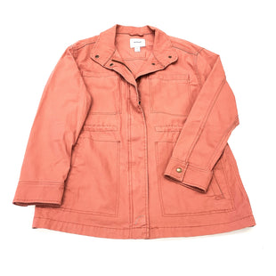 Primary Photo - BRAND: OLD NAVY STYLE: JACKET OUTDOOR COLOR: SALMON SIZE: M SKU: 180-18083-24662