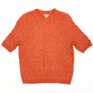 Primary Photo - BRAND: H&M STYLE: SWEATER SHORT SLEEVE COLOR: ORANGE SIZE: XS SKU: 180-18083-13014