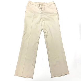 Primary Photo - BRAND: CHRISTOPHER AND BANKS STYLE: PANTS COLOR: OATMEAL SIZE: 4 SKU: 180-18057-14003