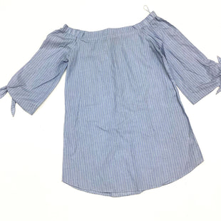 Primary Photo - BRAND: ELLISON STYLE: DRESS SHORT LONG SLEEVE COLOR: BLUE SIZE: M SKU: 180-18038-95649