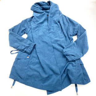 Primary Photo - BRAND: HYFVE STYLE: JACKET OUTDOOR COLOR: BLUE SIZE: M SKU: 180-18083-21601