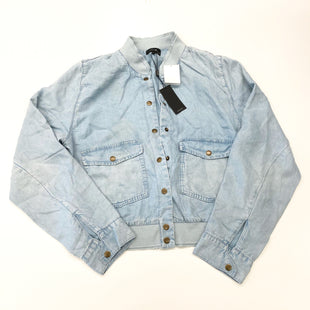 Primary Photo - BRAND: JOES JEANS STYLE: BLAZER JACKET COLOR: DENIM SIZE: L OTHER INFO: DESIGNER SKU: 180-18083-25351