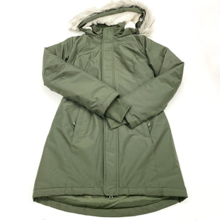 Primary Photo - BRAND:    CLOTHES MENTOR STYLE: COAT SHORT COLOR: OLIVE SIZE: XS OTHER INFO: ALL IN MOTION - SKU: 180-18083-23446