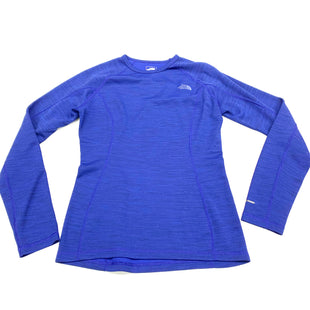 Primary Photo - BRAND: NORTHFACE STYLE: ATHLETIC TOP COLOR: PURPLE SIZE: S SKU: 180-18038-93305