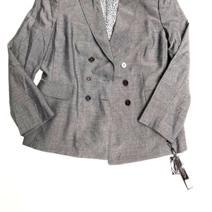 Primary Photo - BRAND: TAHARI BY ARTHUR LEVINE STYLE: BLAZER JACKET COLOR: GREY SIZE: L OTHER INFO: (14) SKU: 180-18083-16707