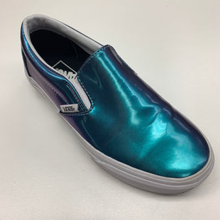 Primary Photo - BRAND: VANS STYLE: SHOES FLATS COLOR: METALLIC SIZE: 6 SKU: 180-18083-12546