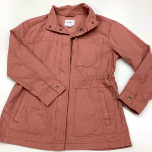 Primary Photo - BRAND: OLD NAVY STYLE: JACKET OUTDOOR COLOR: DUSTY PINK SIZE: S SKU: 180-18038-99968