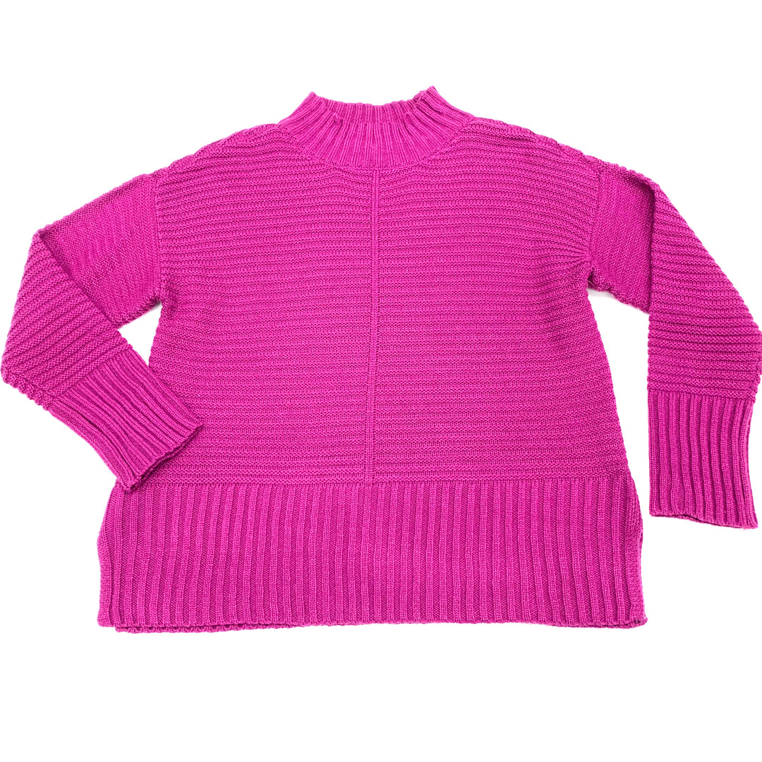 Primary Photo - BRAND: APT 9 <BR>STYLE: SWEATER LIGHTWEIGHT <BR>COLOR: PURPLE <BR>SIZE: L <BR>SKU: 180-18083-18225