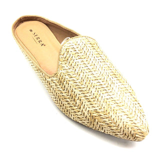 Primary Photo - BRAND:    SERRASTYLE: SHOES FLATS COLOR: TAN SIZE: 8 OTHER INFO: SERA - SKU: 180-18071-5038