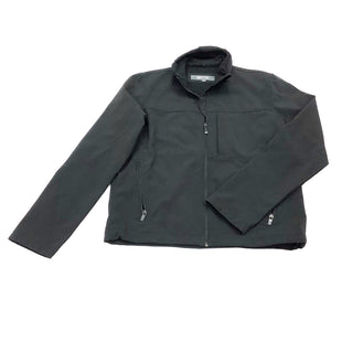 Primary Photo - BRAND: KENNETH COLE REACTION STYLE: JACKET OUTDOOR COLOR: BLACK SIZE: M SKU: 180-18057-12460