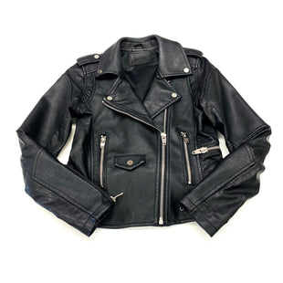 Primary Photo - BRAND: BLANKNYC STYLE: JACKET LEATHER COLOR: BLACK SIZE: S SKU: 180-18083-24025