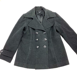 Primary Photo - BRAND: LONDON FOG STYLE: COAT WOOL COLOR: BLACK SIZE: XL SKU: 180-18071-8771