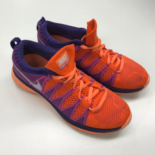 Primary Photo - BRAND: NIKE STYLE: SHOES ATHLETIC COLOR: PURPLE SIZE: 7.5 SKU: 180-18057-10379