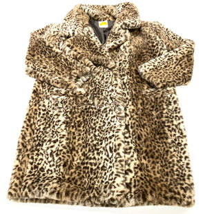 Primary Photo - BRAND: C AND C STYLE: COAT SHORT COLOR: ANIMAL PRINT SIZE: M SKU: 180-18038-104617