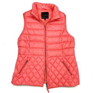 Primary Photo - BRAND: TALBOTS O STYLE: VEST DOWN COLOR: CORAL SIZE: M SKU: 180-18038-90219