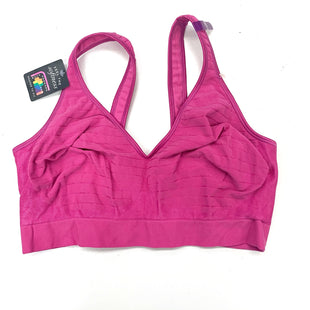 Primary Photo - BRAND:    CLOTHES MENTOR STYLE: BRA COLOR: PINK SIZE: 2X SKU: 180-18083-25128
