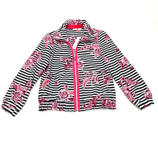 Primary Photo - BRAND: ZENERGY BY CHICOS STYLE: JACKET OUTDOOR COLOR: STRIPED SIZE: S SKU: 180-18038-102623