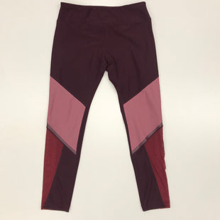 Primary Photo - BRAND: AVIA STYLE: ATHLETIC PANTS COLOR: BURGUNDY SIZE: L SKU: 180-18071-3294