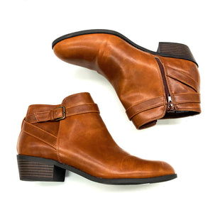 Primary Photo - BRAND: AMERICAN EAGLE SHOES STYLE: BOOTS ANKLE COLOR: CAMEL SIZE: 9.5 SKU: 180-18038-97994