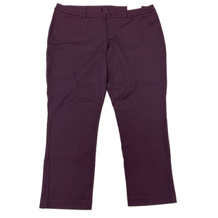 Primary Photo - BRAND: CJ BANKS STYLE: PANTS COLOR: PLUM SIZE: 24 SKU: 180-18057-13999
