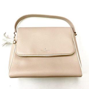 Primary Photo - BRAND: KATE SPADE STYLE: HANDBAG DESIGNER COLOR: LIGHT PINK SIZE: MEDIUM OTHER INFO: CROSS BODY STRAP INCLUDED SKU: 180-18071-8161