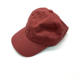 Primary Photo - BRAND: UNIVERSAL THREAD STYLE: HAT COLOR: RUST SKU: 180-18095-168