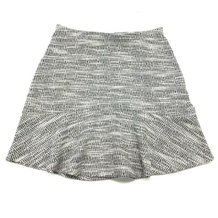 Primary Photo - BRAND: ANN TAYLOR LOFT O STYLE: SKIRT COLOR: WHITE BLACK SIZE: XS SKU: 180-18083-25136