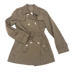 Primary Photo - BRAND: CALVIN KLEIN STYLE: JACKET OUTDOOR COLOR: TAN SIZE: XS SKU: 180-18038-103041