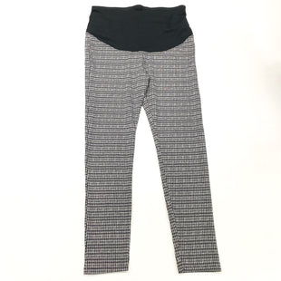 Primary Photo - BRAND: H&M MAMA STYLE: MATERNITY TIGHTS/LEGGINGS COLOR: GREY SIZE: L SKU: 180-18038-105208