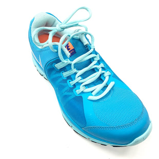 Primary Photo - BRAND: NIKE STYLE: SHOES ATHLETIC COLOR: AQUA SIZE: 9 OTHER INFO: AS IS SKU: 180-18083-25470