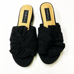 Primary Photo - BRAND:    DAVID AARONSTYLE: SANDALS LOW COLOR: BLACK SIZE: 7.5 OTHER INFO: SKU: 180-18038-102992