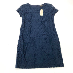 Primary Photo - BRAND: BANANA REPUBLIC STYLE: DRESS SHORT SHORT SLEEVE COLOR: NAVY SIZE: 8 OTHER INFO: PETITE SKU: 180-18057-13658