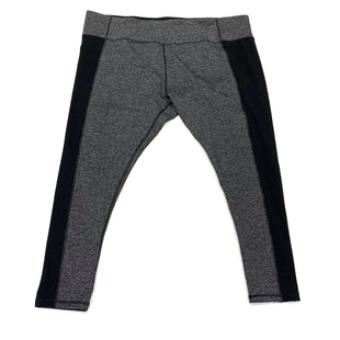 Primary Photo - BRAND: MTA PRO STYLE: ATHLETIC PANTS COLOR: BLACK SIZE: 3X SKU: 180-18071-11454