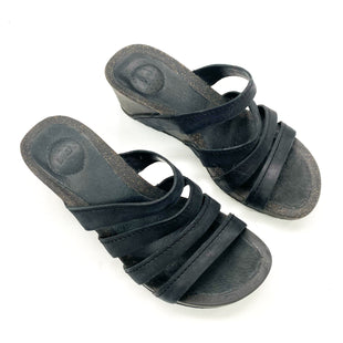 Primary Photo - BRAND: TEVA STYLE: SANDALS LOW COLOR: BLACK SIZE: 6 SKU: 180-18083-24614